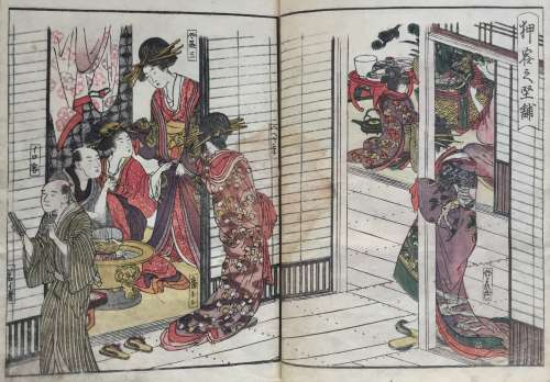 JB_023-4 Utamaro