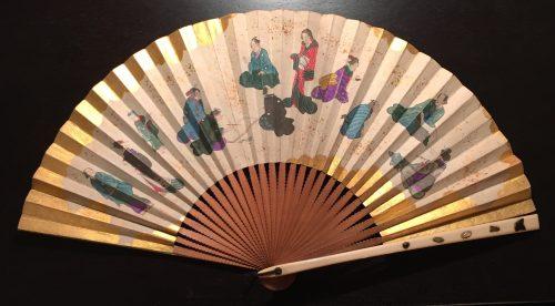 Shibayama Fan - Autumn