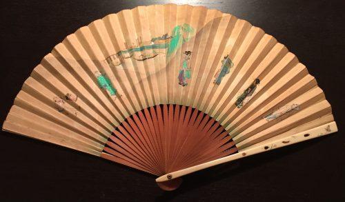 Shibayama Fan - Summer