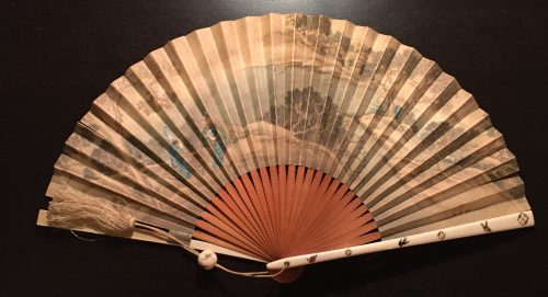 Shibayama Fan - Petit genre